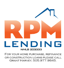 Grant Harvey at RPM Lending Solutions LLC